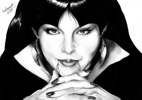 Vampirella by sakuranight